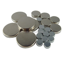High power 2 inch strong circular magnets
