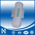 Disposable lady sanitary pads with Anion Sanitary Napkin for Lady