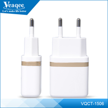 Veaqee super fast mobile phone portable tablet charger travel usb wall charger for iphone uk charger
