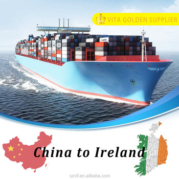 Ningbo DDU DDP LCL sea freight cost to Belfast