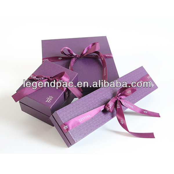 paper jewellery gift boxes design wholesale