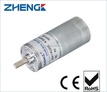 6v/12v dc gear motor for robot 17mm