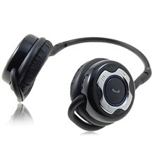 BSH10 Bluetooth 4.0 Stereo Headset Behind the Neck and Ergonomic Human Engineering Design Headphone <strong>w</strong>/ 25hrs of Music Streaming