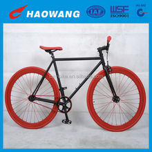 China Cheap Steel Single Speed 700C Fixed Gear Bike
