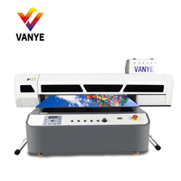 VANYE UV 6090 Automatic Digital Foil Printer For plastic