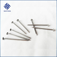 factory supply angular spiral concrete construction nails