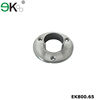 Stainless steel polished galvanized pipe fitting floor flange