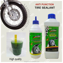 High Quality Anti Puncture Green Liquid Tire Sealant for Motorcycle Parts