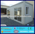 cheap price prefab 20ft container house