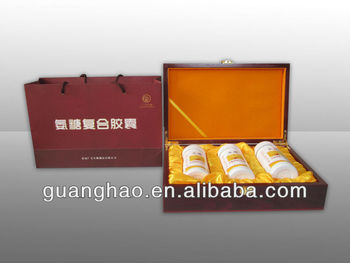 2014 new product glucosamine and chondroitin sulfate compound capsule to treat joint pain and arthritis