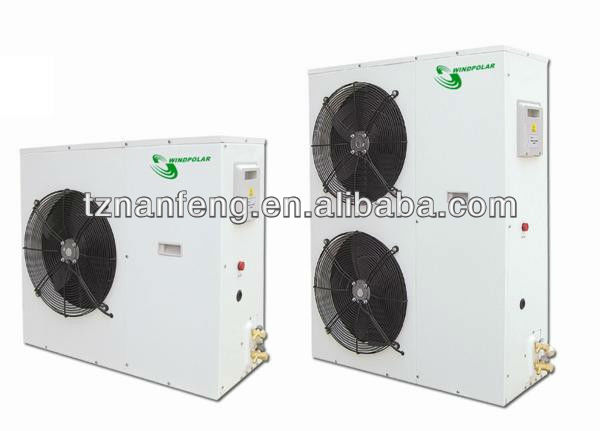industrial condenser price and fan cooled condensing unit