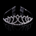 2017 Cheap Girls Tiaras Crowns