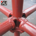 Construction Steel Tubular Scaffolding System For Building