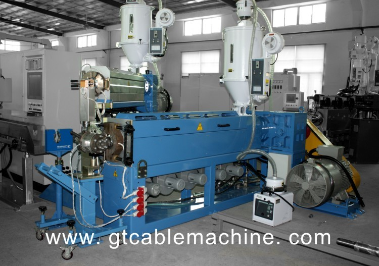 Low Voltage Wire Cable Production Line