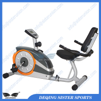 2015 Fashion Magnetic Elliptical Fitness Machine Cross Trainer Bike