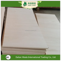 China supplier Paulownia Edge Glued Board for furniture