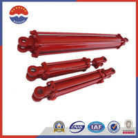 Hydraulic Tie Rod Cylinder For Tipper Lorry