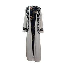 leisure simple style ladies muslim abaya