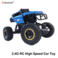 Bricstar interactive race climbing off road electric car, long distance control cross-country crawler rc car