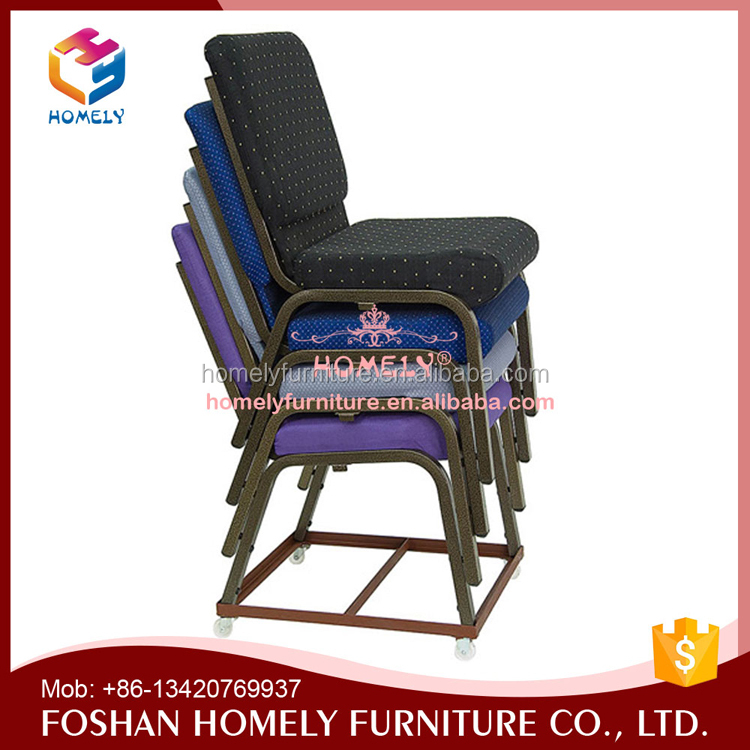 Best Wholesale stacking metal church pulpit chair