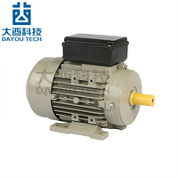 Design asynchronous 50/60hz my series run wind induction single phase electric motor