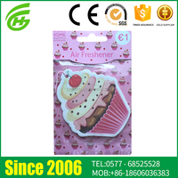 Personalized Design Car Air Paper Freshener For Car And Home