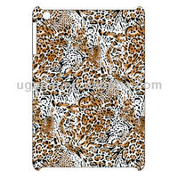 New Product 2013 for ipad mini case hydro dipped leopard case
