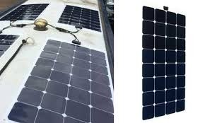 2017 new style hot sale sunpower 100w 300w panel solar manufacturers offer flexible solar panel