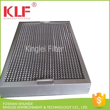 Commercial Kitchen Hoods Honeycomb Grease Filter Buy