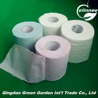 2ply or 3ply cheap good quality recycled pulp toilet tissue paper