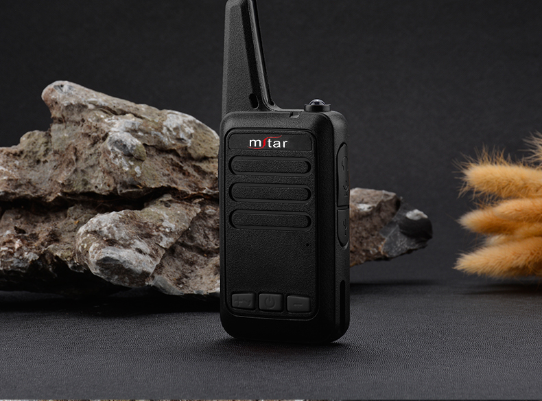 Hotsale mini and cheap analog walkie talkie M618 with long distance