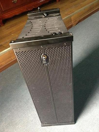 spe audio LA-281AD 400W dual 8 inch active line array