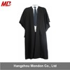 Superior Quality Academic Regalia, Matte Black Graduation robes