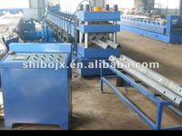highway guardrail steel sheet molding machine
