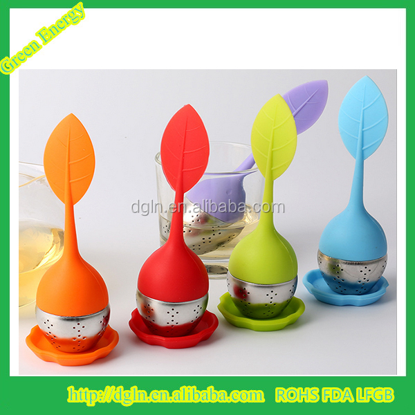 Silicone tea bag holder ,silicone mesh tea ball infuser mesh, tea ball infuser
