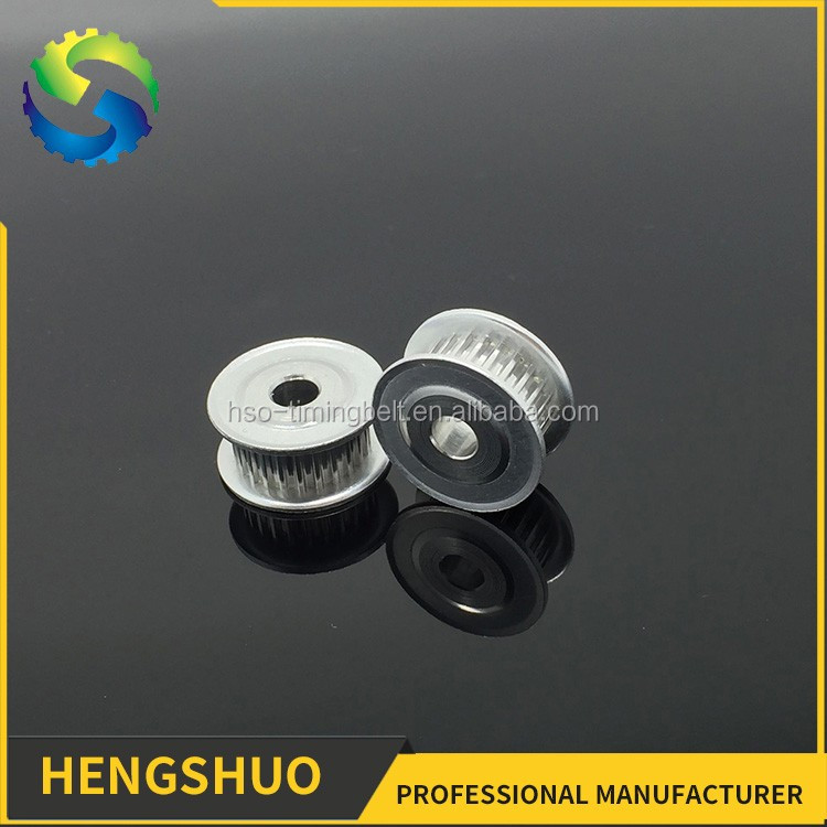 OEM Best Seller Bore 24 Tooth standard size Aluminium XL synchronous pulley 10mm width