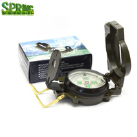 Camping Navigation Lensatic compass Military Compass