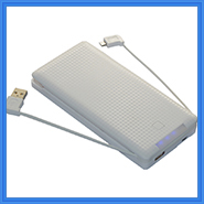 Wholesale factory direct sale portable long lasting high capacity power bank