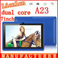 7 inch A23 android 4.2.2 800*480 HD 1G DDR 8GB shenzhen Tablet PC