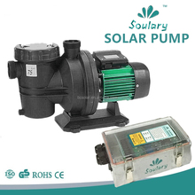New Solar DC Swimming Pool Pump ( 31 m - 19 cbm/hr - 1.5hp )