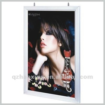 HX Indoor Acrylic Led Lighting Box Poster Frame