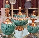 Turquoise Stones (Firoozeh Neyshabour) HANDY CRAFT