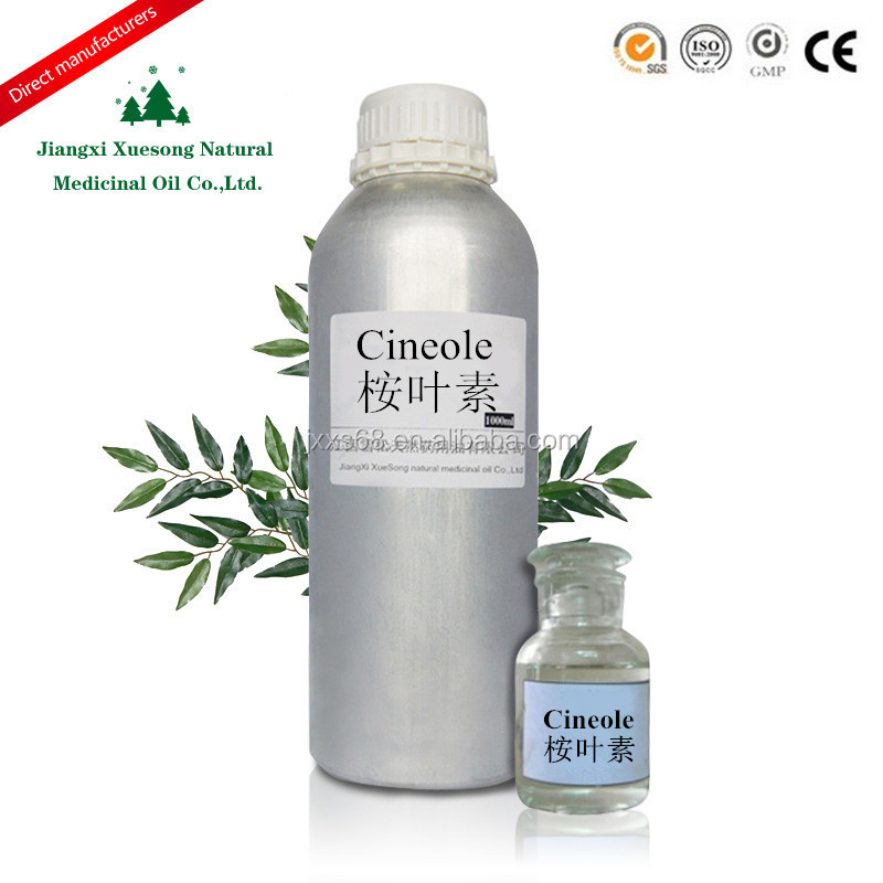Wholesale High Purity Natural Eucalyptol 99% Cineole With Low Price