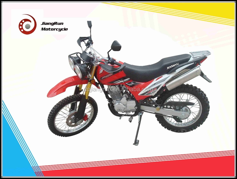 250cc new tonado dirt bike dual sport motorcycle JY250GY-12II