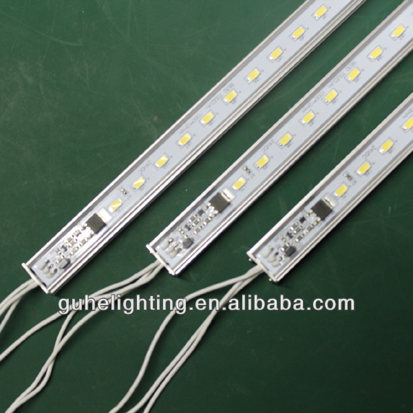pir small battery operated led strip light 70led/m