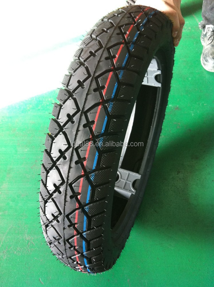 Motorcycle Parts Motorcycle Scooter Tyre Moto Tire