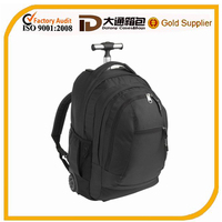 Hot selling pull bags for school trolley school bags