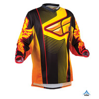 long sleeves sports customized motocross jersey racing motorcycle wear