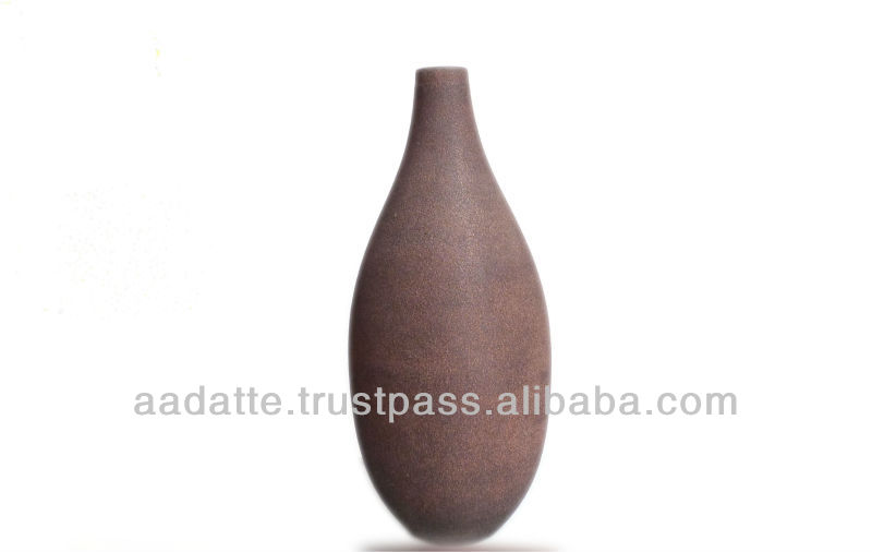 Contemporary Handmade Beautiful Home Decoration Metal Vase