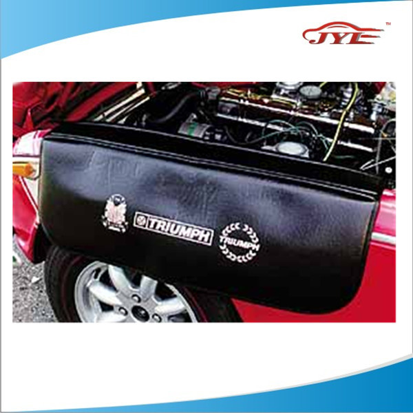 Universal Custom Protective Pu Magnetic Car Fender Cover
